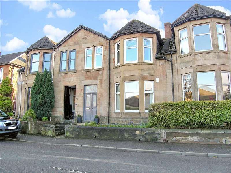 3 Bedrooms Terraced House for sale in Blairbeth Road, Burnside, Glasgow