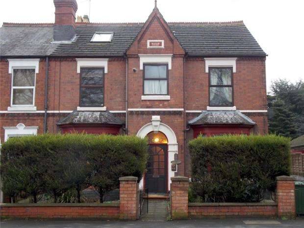 2 Bedrooms Apartment Flat for sale in Minster Road, Stourport-On-Severn