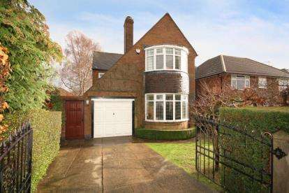4 Bedrooms Detached House for sale in Kerwin Drive, Sheffield, South Yorkshire
