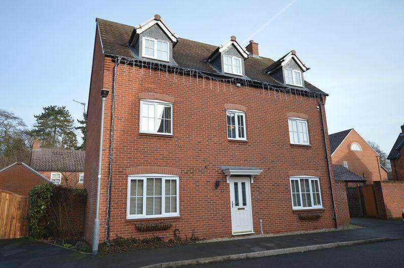 5 Bedrooms Detached House for sale in Shoveller Drive, Apley, Telford, Shropshire.