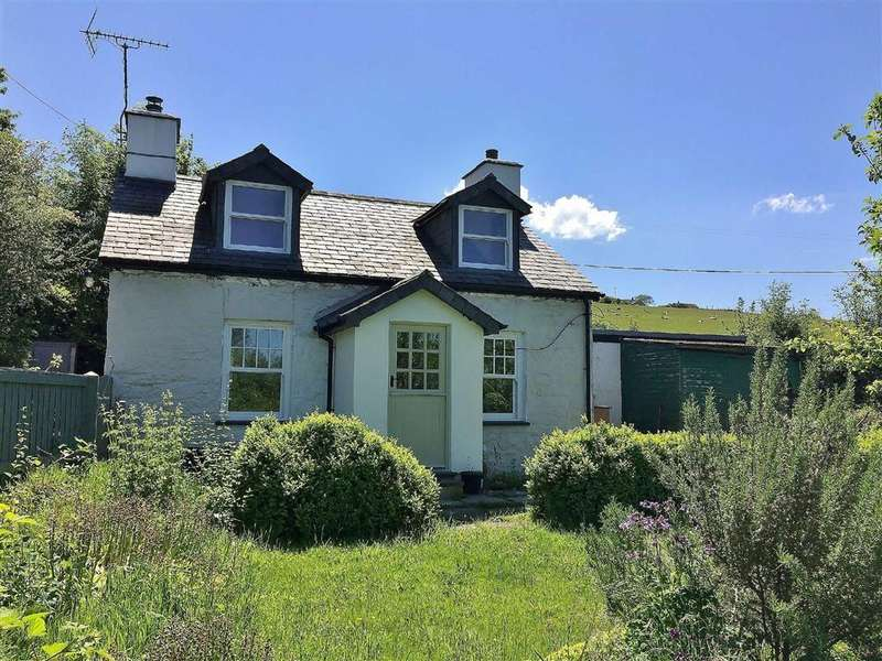 2 Bedrooms Cottage House for sale in Salem, Aberystwyth, Cerediigon, SY23