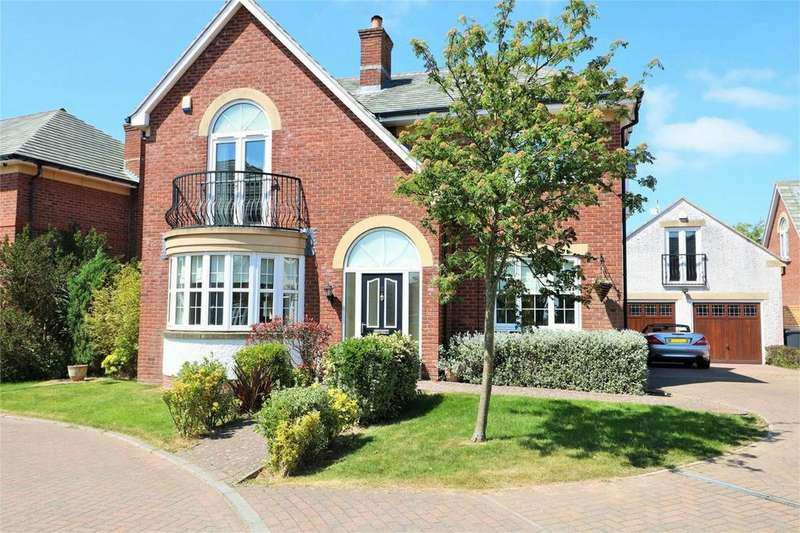 5 Bedrooms Detached House for sale in Ferndale, Fulwood, Preston, Lancashire