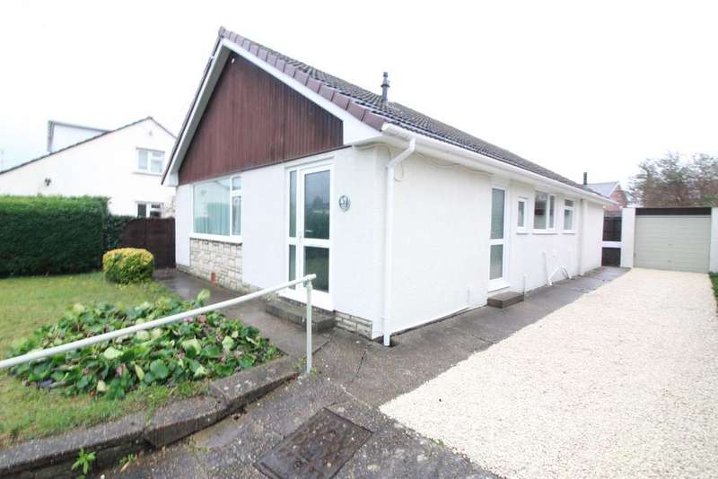 2 Bedrooms Bungalow for sale in Chapel Road, Abergavenny, NP7