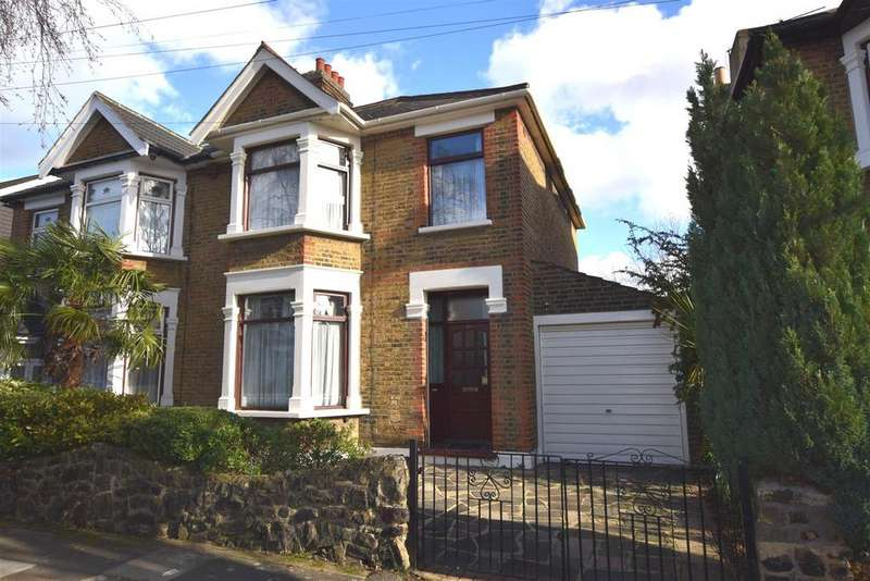 3 Bedrooms Semi Detached House for sale in Merton Road, Seven Kings, Ilford