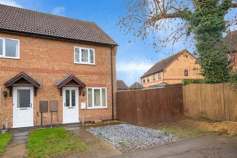 2 Bedrooms End Of Terrace House for sale in The Causeway, Thurlby, Bourne, PE10