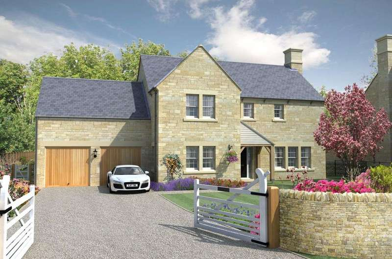 5 Bedrooms Detached House for sale in Plot 6 Highford Grove, Mitford, Morpeth, Northumberland, NE61