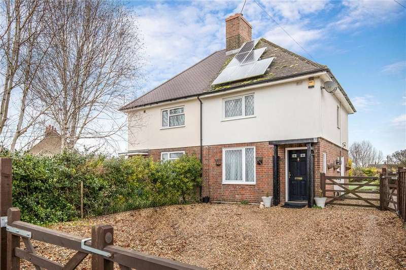 2 Bedrooms Semi Detached House for sale in Station Road, Ivinghoe, Leighton Buzzard, LU7
