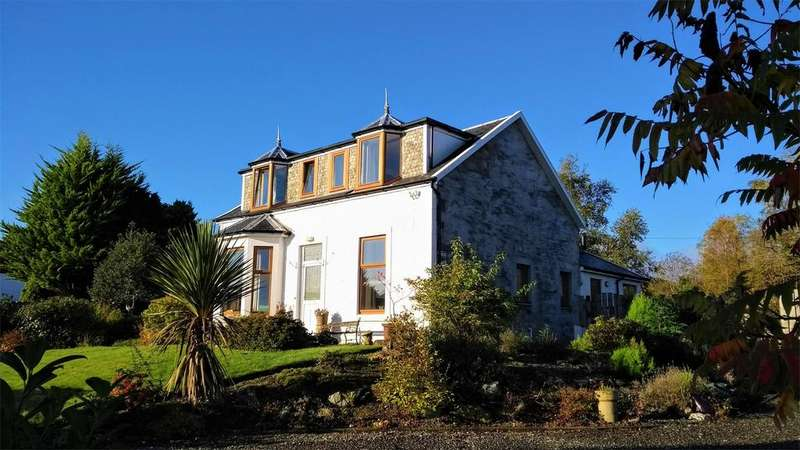 3 Bedrooms Detached House for sale in 13 George Street, Hunters Quay, DUNOON, PA23 8JT