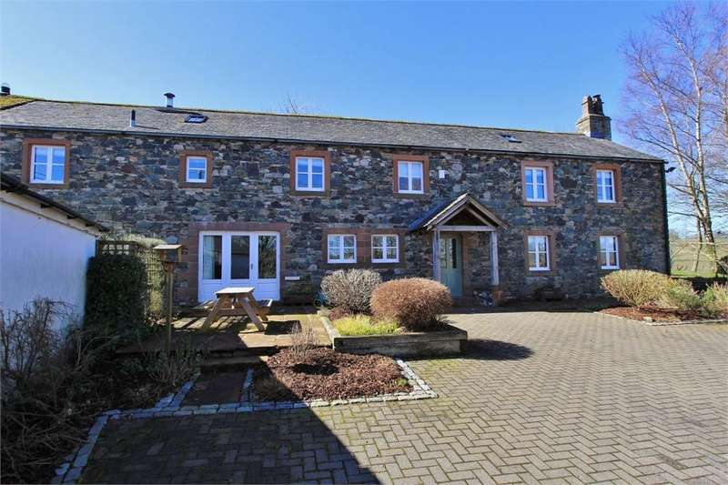 4 Bedrooms Semi Detached House for sale in John Peel House, Ruthwaite, Ireby, Wigton, Cumbria