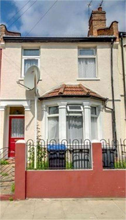 3 Bedrooms Terraced House for sale in Ilex Road, London, NW10