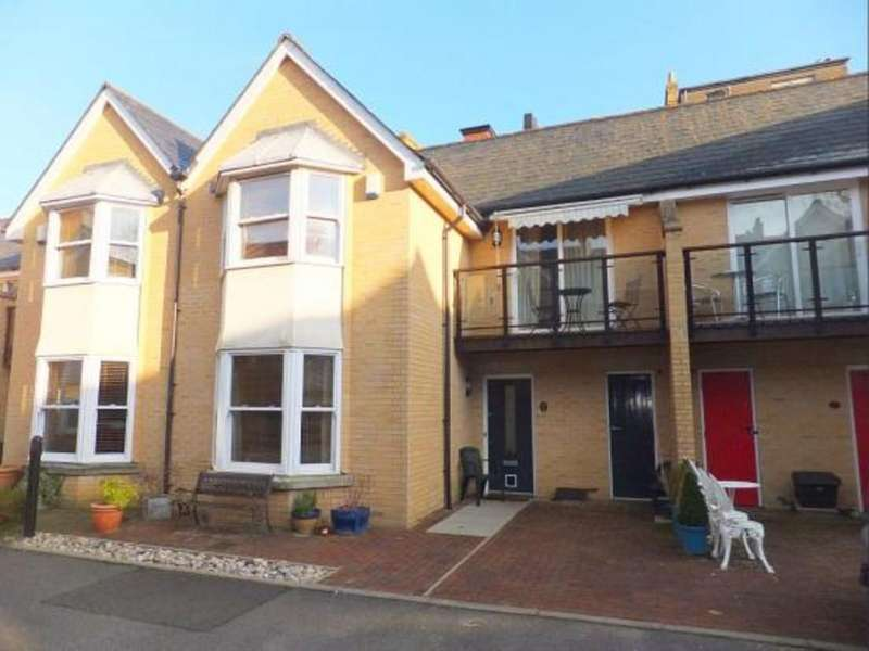 2 Bedrooms Town House for sale in Denmark Mews, Hove