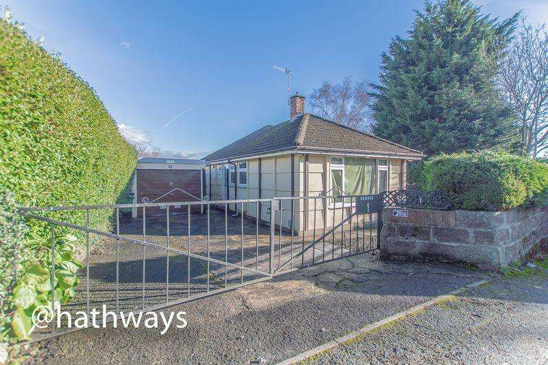 2 Bedrooms Detached Bungalow for sale in Richmond Close, Cwmbran