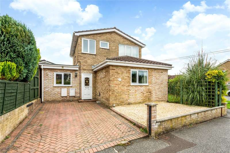 4 Bedrooms Detached House for sale in St. Georges Road, Salisbury, Wiltshire, SP2