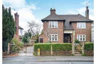 4 Bedrooms Detached House for sale in Sprotlands Avenue, Willesborough, Ashford, Kent