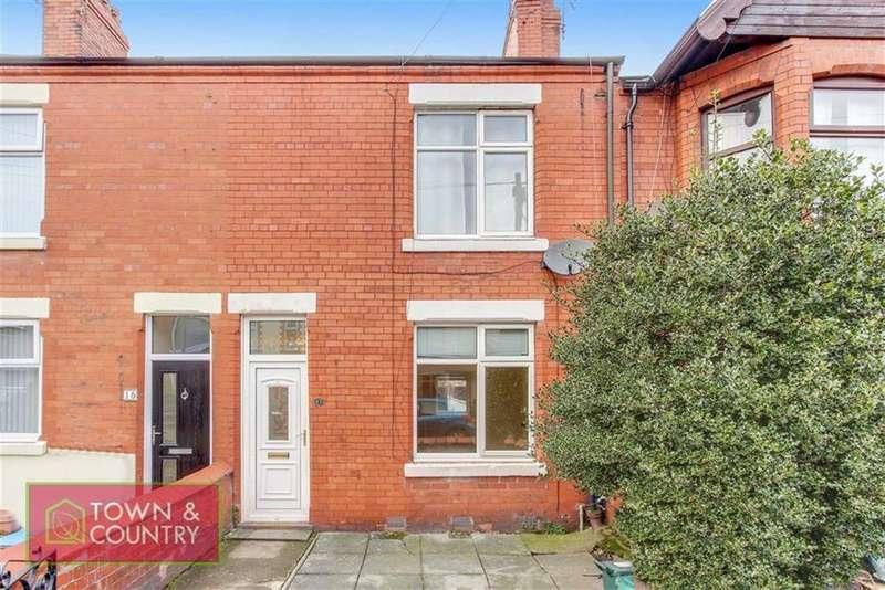 3 Bedrooms Terraced House for sale in King Edward Street, Shotton, Deeside, Flintshire