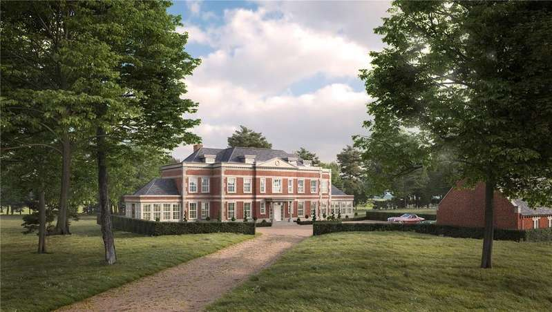6 Bedrooms Detached House for sale in Highmoor, Henley-on-Thames, Oxfordshire, RG9