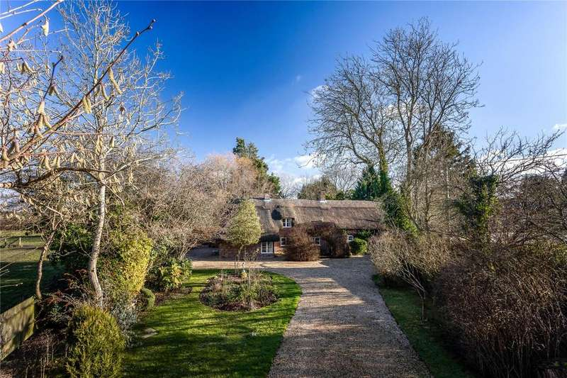 5 Bedrooms Unique Property for sale in Easton, Winchester, Hampshire, SO21