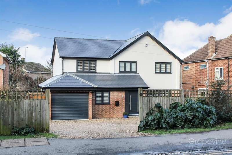 4 Bedrooms Detached House for sale in London Road, Twyford, Reading
