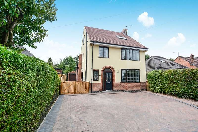 4 Bedrooms Detached House for sale in Westmoor Road, Brimington, Chesterfield, S43