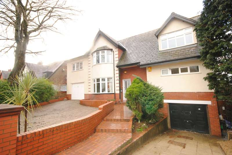 4 Bedrooms Detached House for sale in Wigan Lane, Whitley, Wigan