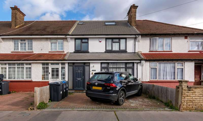 4 Bedrooms House for sale in Nutfield Road, Thornton Heath, CR7