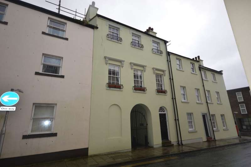 1 Bedroom Flat for sale in Queen Street, Whitehaven, CA28