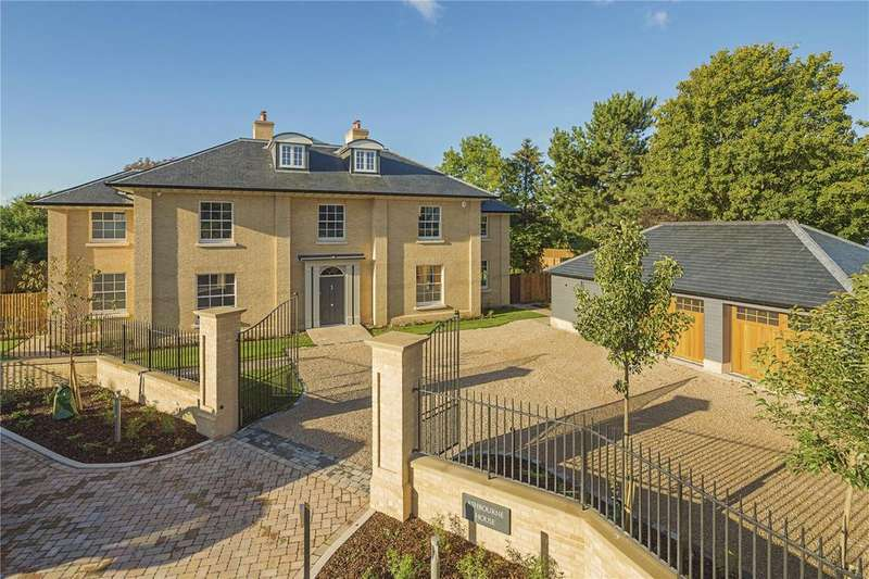 5 Bedrooms Detached House for sale in Ashbourne House, The Pastures, Harston, Cambridge, CB22