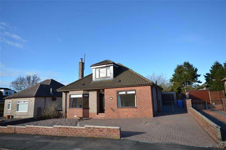 4 Bedrooms Detached Bungalow for sale in 13 Recawr Park, Alloway, KA7 4SW