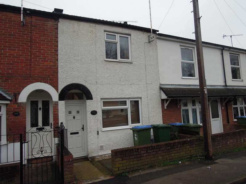 2 Bedrooms House for sale in Earls Road, Southampton SO14