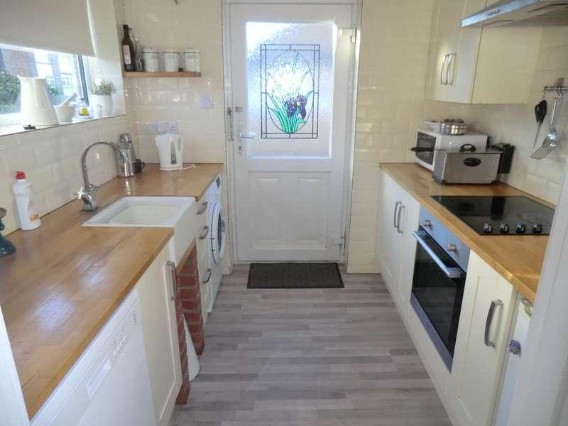 2 Bedrooms Semi Detached Bungalow for sale in SHERWOOD DRIVE, MARSKE TS11