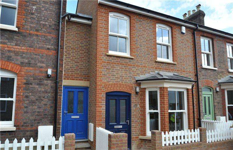 2 Bedrooms House for sale in Inkerman Road, St. Albans, Hertfordshire
