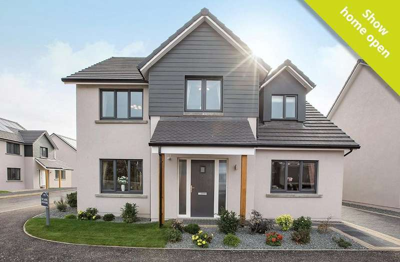 4 Bedrooms Detached House for sale in Plot 6, The Laurel, Barley Brae, Tantallon Road, North Berwick, East Lothian