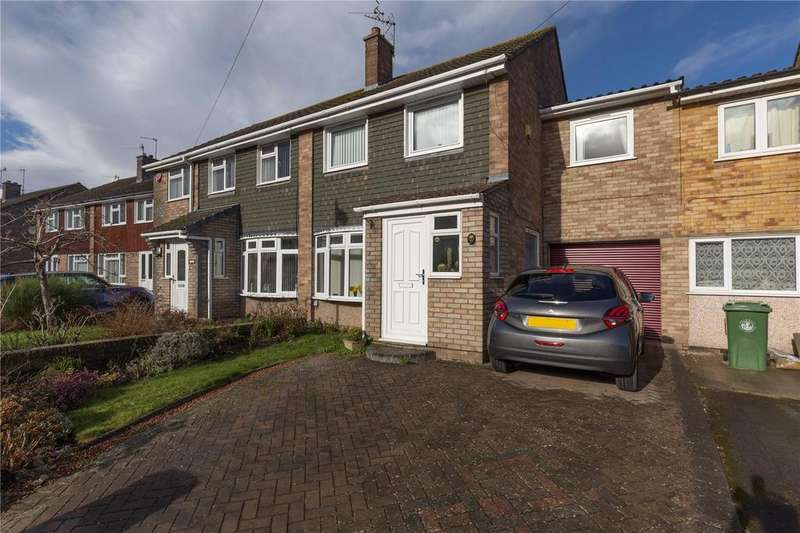 4 Bedrooms Semi Detached House for sale in Meadowland Road, Henbury, Bristol, BS10
