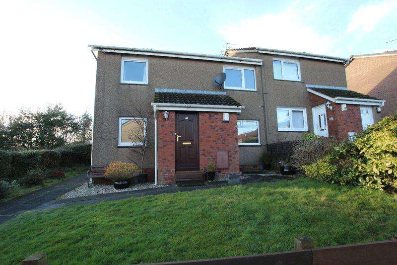 2 Bedrooms Ground Flat for sale in Maple Avenue, Dumbarton