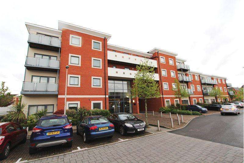 2 Bedrooms Flat for sale in Heron House, Reading, RG2