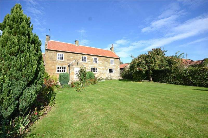 5 Bedrooms Semi Detached House for sale in Battersby Village, Battersby, North Yorkshire