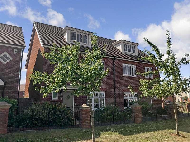 4 Bedrooms Semi Detached House for sale in Buckinghamshire Place, Buckshaw Village