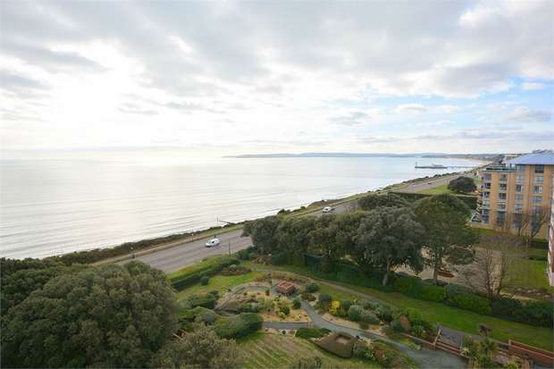 3 Bedrooms Flat for sale in Manor Road, East Cliff, Bournemouth