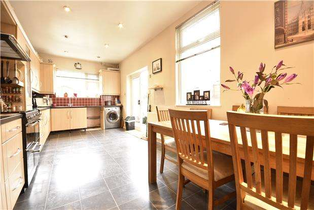 3 Bedrooms Terraced House for sale in Sturdon Road, Bedminster, Bristol, BS3 2BB
