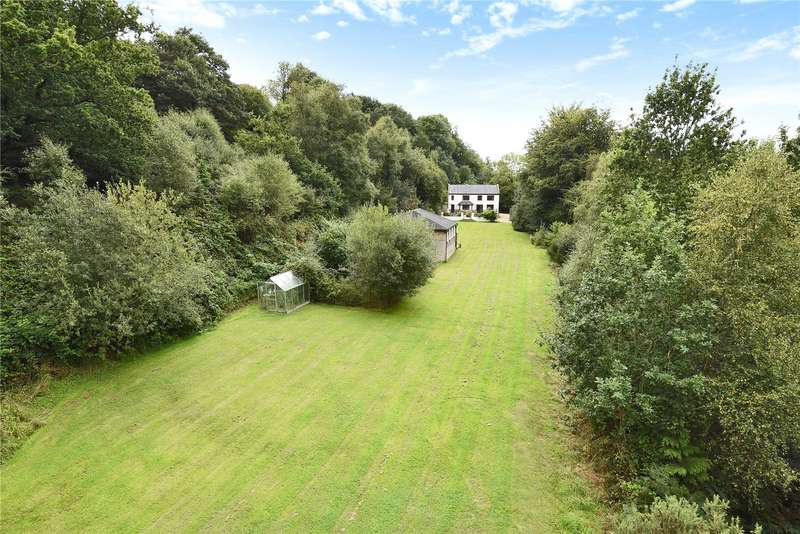 5 Bedrooms Detached House for sale in Dunkeswell, Honiton, Devon, EX14