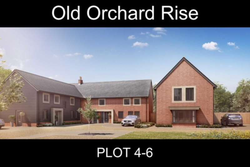 4 Bedrooms Detached House for sale in Old Orchard Rise, Hesketh Bank