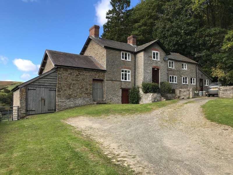 5 Bedrooms Detached House for sale in Knighton POWYS