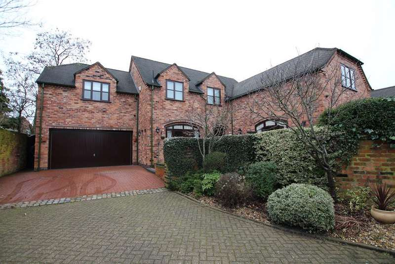 4 Bedrooms Detached House for sale in Mill Court, Shenstone, Lichfield, WS14