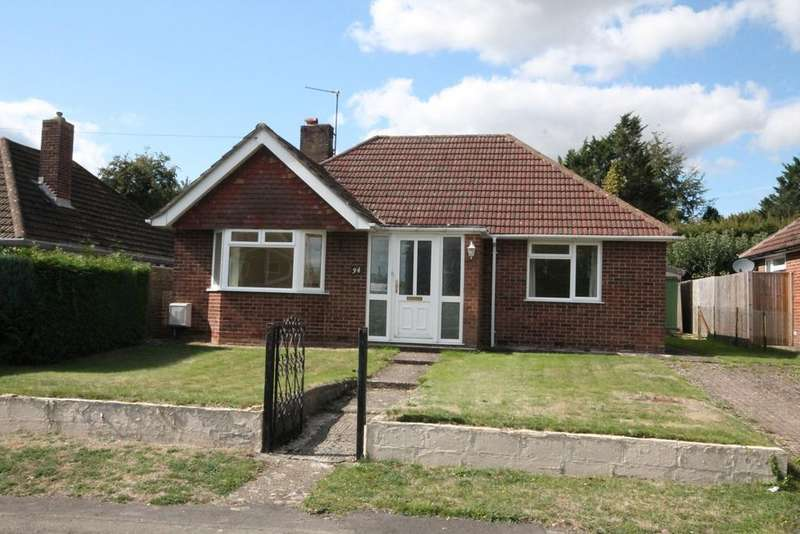 2 Bedrooms Detached Bungalow for sale in Regnum Drive, Shaw, Newbury, RG14