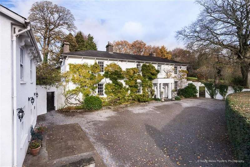 6 Bedrooms Detached House for sale in Llwynhelig House, Cowbridge, Vale Of Glamorgan