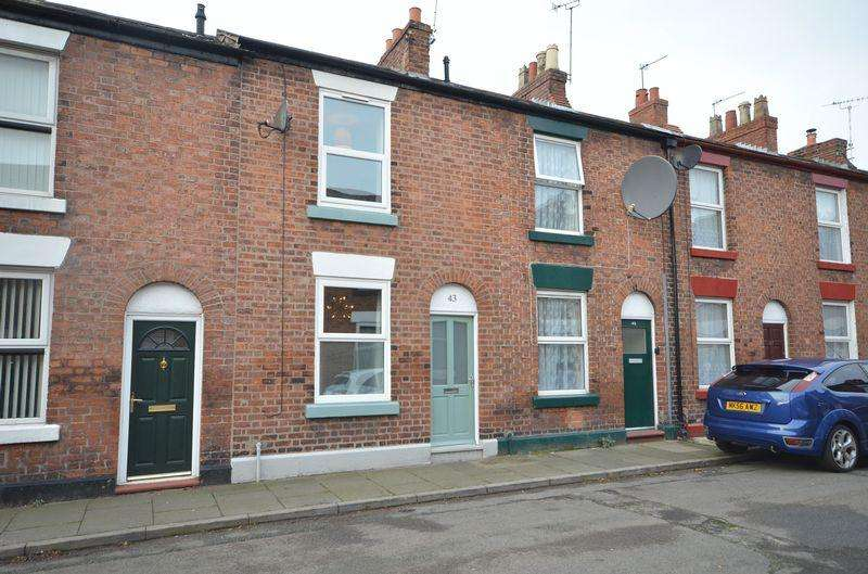 2 Bedrooms Terraced House for sale in Walter Street, Newtown, Chester