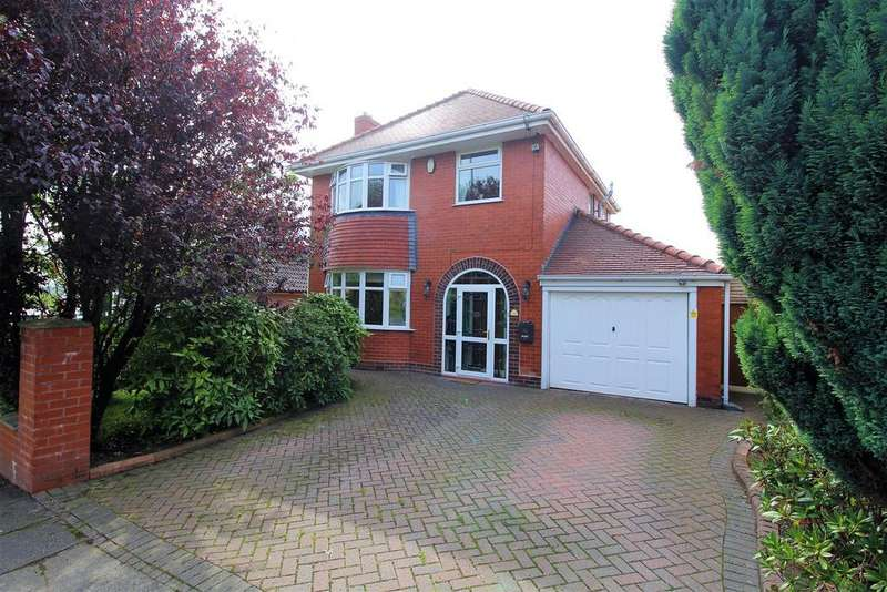 3 Bedrooms Detached House for sale in Heywood Old Road, Middleton, Manchester