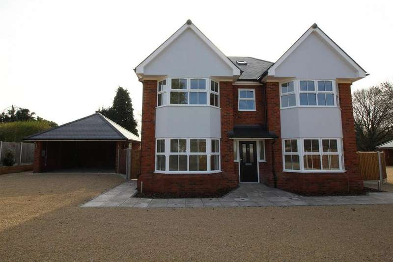 5 Bedrooms Detached House for sale in Ipswich Road, Colchester, CO4