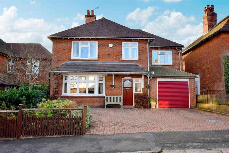 5 Bedrooms Detached House for sale in Park Drive, Littleover, Derby