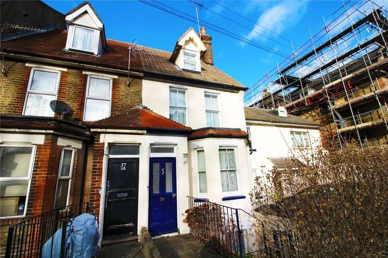 5 Bedrooms End Of Terrace House for sale in New Road, Chatham, Kent, ME4